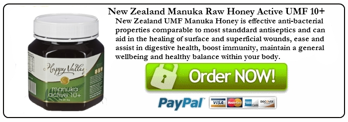 New Zealand Manuka Raw Honey