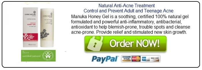 Manuka Honey Acne Treatment